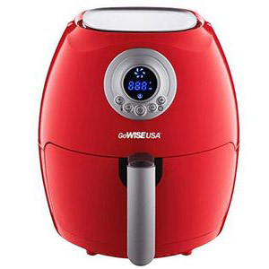 GoWISE USA 3.7-Quart Air Fryer Review